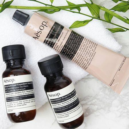 一般的な香水のイメージとは一線を画すアロマな香り