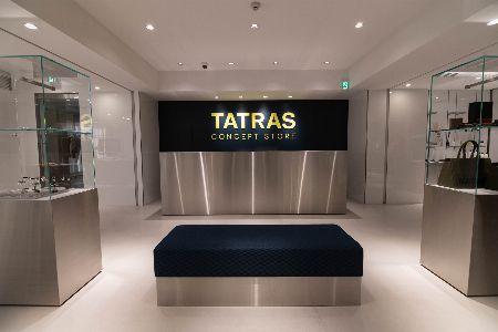 東京・青山のタトラス直営店が超進化。世界でただ1着のダウンを手に入れるカスタム体験、してみない? 6枚目の画像