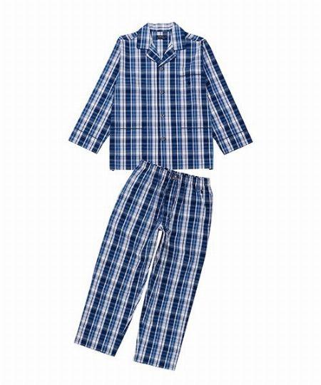 メイソン チェック柄 パジャマ