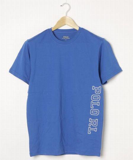ロゴプリント クルーネック 半袖 Tシャツ