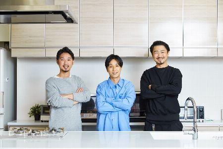 """ファッション業界の料理好き三賢人が教える""""男メシ"""""""
