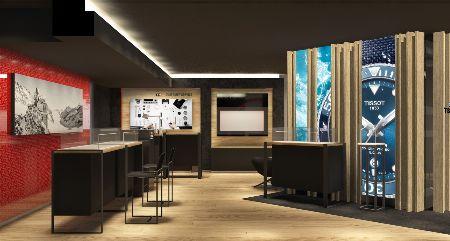 日本におけるブランド総本山で、意外な茶目っ気を秘めたティソの限定モデルに出会う 2枚目の画像