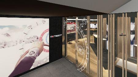 日本におけるブランド総本山で、意外な茶目っ気を秘めたティソの限定モデルに出会う 3枚目の画像