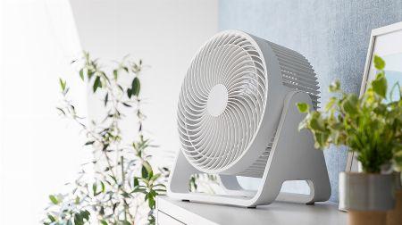 風通しの良い環境が◎。気持ちの良い風を部屋に取り込んで