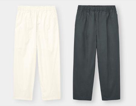今っぽさもコスパも両取り。GUの新作パンツがあまりに有能すぎる 10枚目の画像