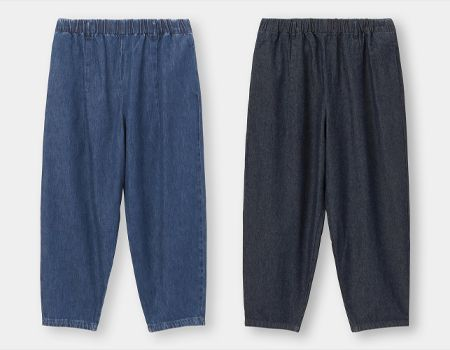 今っぽさもコスパも両取り。GUの新作パンツがあまりに有能すぎる 13枚目の画像
