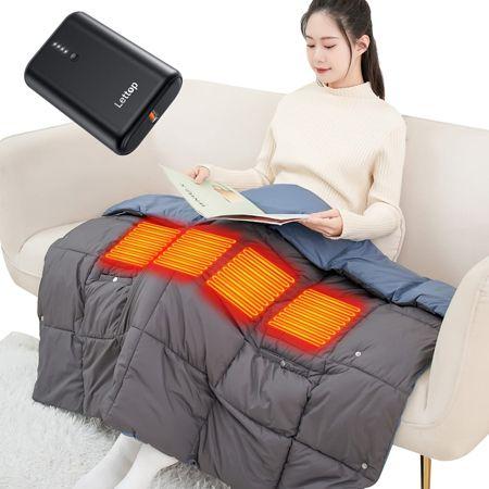温かく心地良い。電気毛布のある暮らし