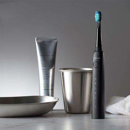 使ってみたら、やみつきに。電動歯ブラシで口内環境を改善