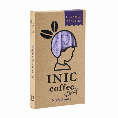『イニックコーヒー』ナイトアロマ