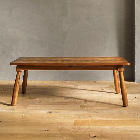 こたつテーブル ラウラ ヘリンボーン