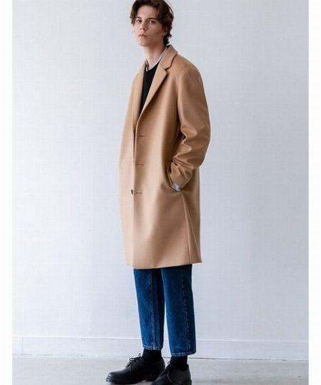 大人な気品を演出したいなら、カシミヤコートが最適 2枚目の画像