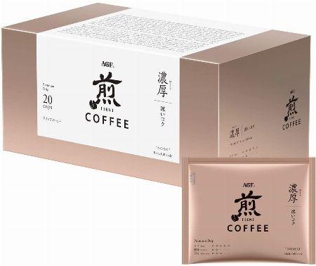 『AGF』煎 レギュラーコーヒー プレミアムドリップ