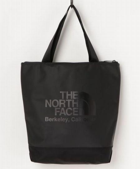 「ナイロン系」のトートバッグは都会的でシックなムード