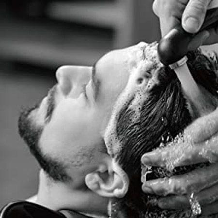 地肌をしっかりすすいで、トリートメントは髪の毛につけること