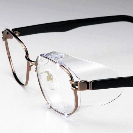 『スカッシー』メガネにカバー