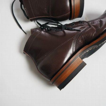 ゴツい見た目に反した柔軟性の担保。『ホワイツ』のブーツは、タフなだけじゃない
