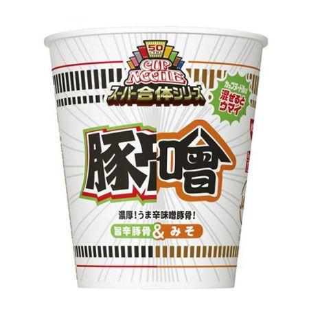 『日清食品』日清焼そばU.F.O. 白い濃い濃い濃厚ソース