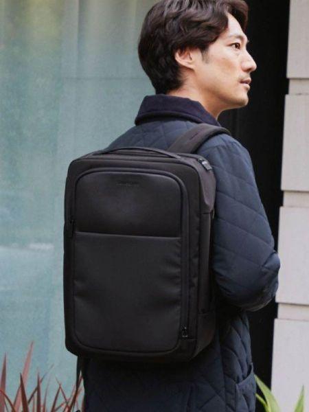 スーツケースだけじゃない。『サムソナイト』はビジネスバッグも逸品揃い