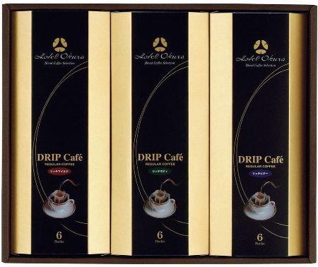 『ホテルオークラ』ドリップコーヒー 詰め合わせ
