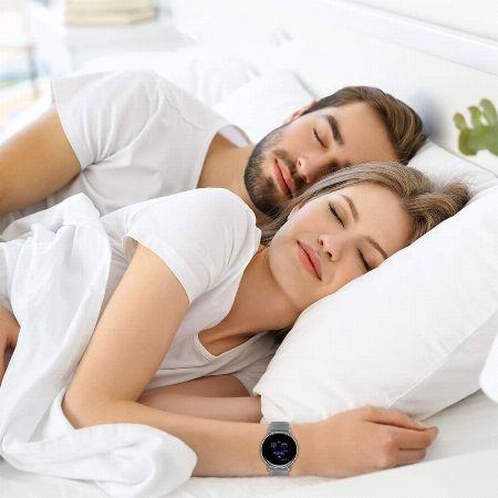 睡眠時間、睡眠の質