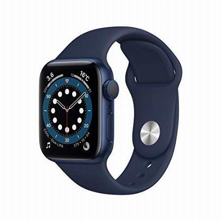 『Apple Watch』シリーズ6
