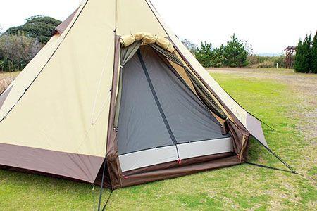 『オガワ』のテントの特徴とは 2枚目の画像