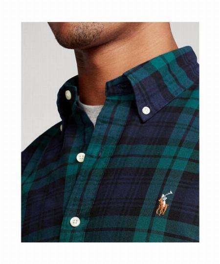 無地も柄も豊富。『ポロ ラルフローレン』にはカジュアルなシャツが充実 2枚目の画像