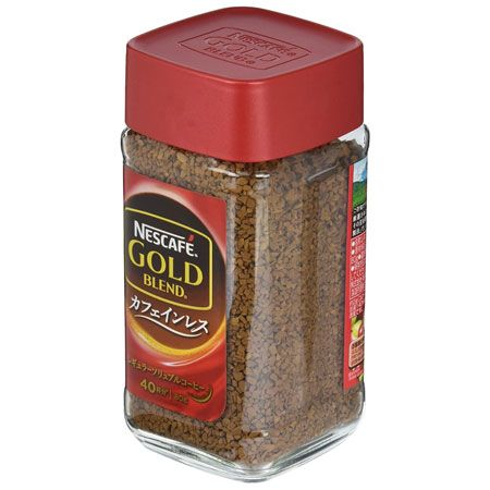 『ネスカフェ』ゴールドブレンド カフェインレス