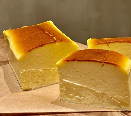 『カカ チーズケーキストア』チーズケーキ