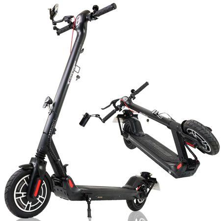 『エアバイク』電動キックスクーター