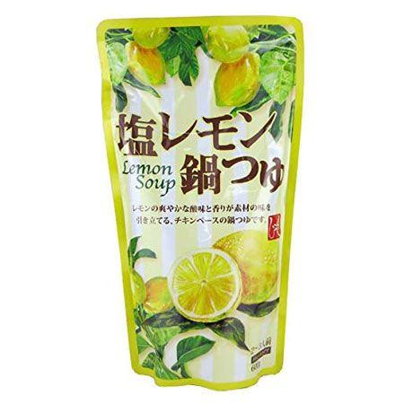 『もへじ』塩レモン鍋つゆ
