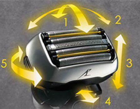 最新テクノロジーを搭載。肌にやさしく深剃りができる『パナソニック』のシェーバー 3枚目の画像
