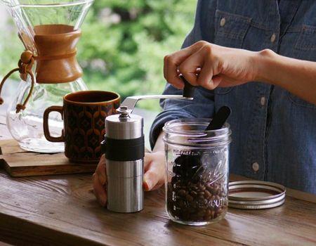 そもそも。手動のコーヒーミルを使う意味とは?