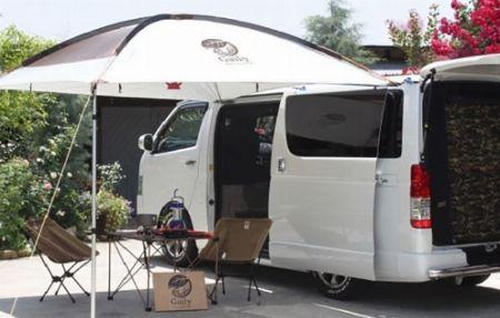 テント泊とは違う、車中泊ならではのポイント