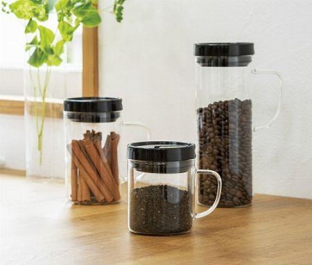 購入頻度から考える、コーヒーキャニスターの「サイズ」