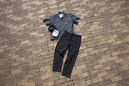 心地良い服でストレス軽減。エドウイン発のフリー(F.L.E)を街着にもアクティビティにも 6枚目の画像