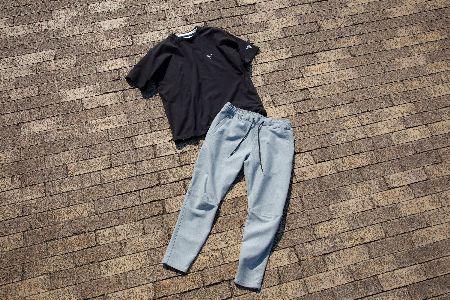 心地良い服でストレス軽減。エドウイン発のフリー(F.L.E)を街着にもアクティビティにも 7枚目の画像