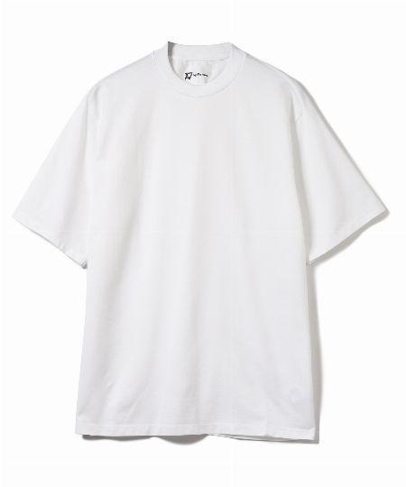 ロイヤルオーガニックジャージー ルーズ クルーネック Tシャツ
