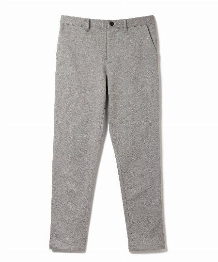 「度詰め裏毛」のジャケット&パンツ 2枚目の画像