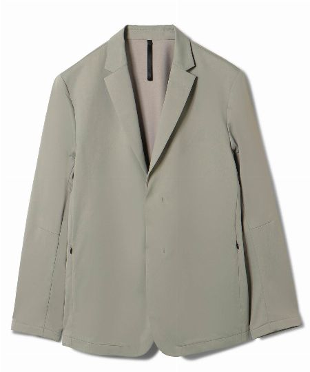 「ハイゲージインレー」のジャケット&パンツ