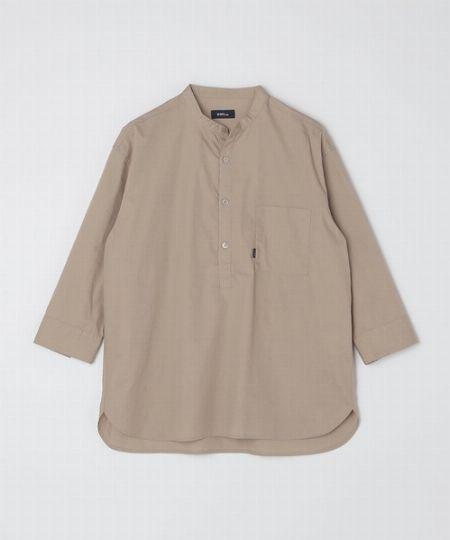 『ブラックレーベル クレストブリッジ』ヨークチェックリネンシャツ