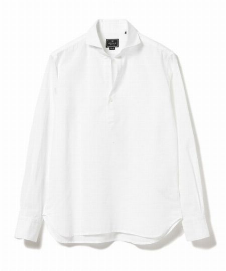 『オリアン』のシャツをおしゃれに着るなら、サイズ感をしっかり吟味すべし 2枚目の画像