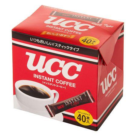 『ユーシーシー』インスタントコーヒー スティック