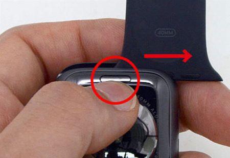 念のためにおさらいを。Apple Watchのベルトを外して交換する方法