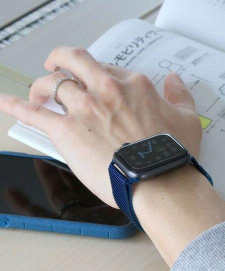人気のApple Watch(アップルウォッチ)はバンドを付け替えて個性をアピールしよう