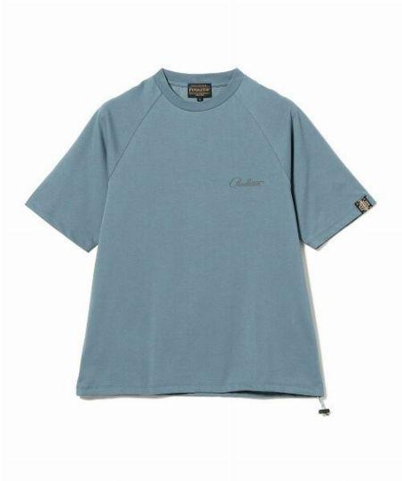『ジャーナル スタンダード』×『ペンドルトン』別注 バックプリントTシャツ 2枚目の画像
