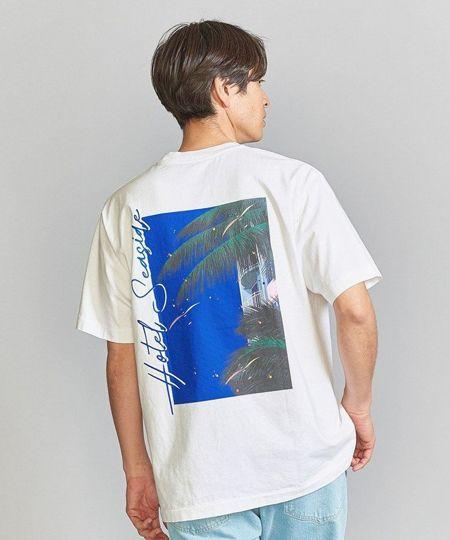 『チャリ&コー』サブウェイロゴTシャツ