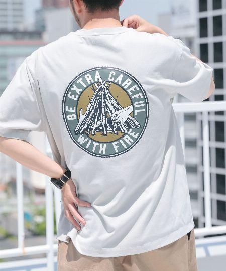 『インフォ.ビューティ&ユース』ゴーストバスターズ Tシャツ