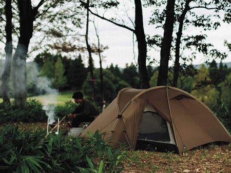 デザイン性・クオリティにこだわるなら、『スノーピーク』のテントが間違いない