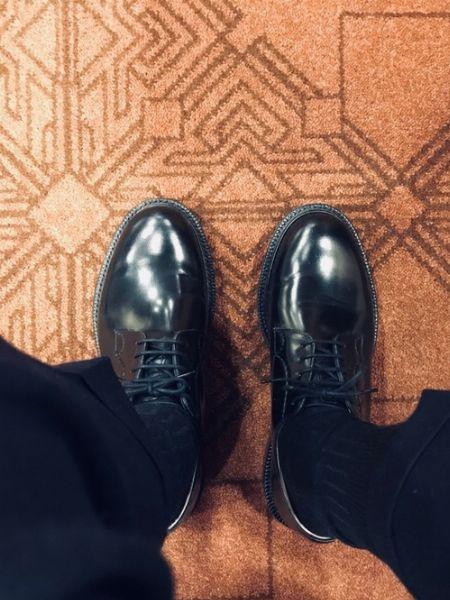 プレーントゥに迷ったら。かのボンドも愛した銘靴、『チャーチ』の「シャノン」を 2枚目の画像